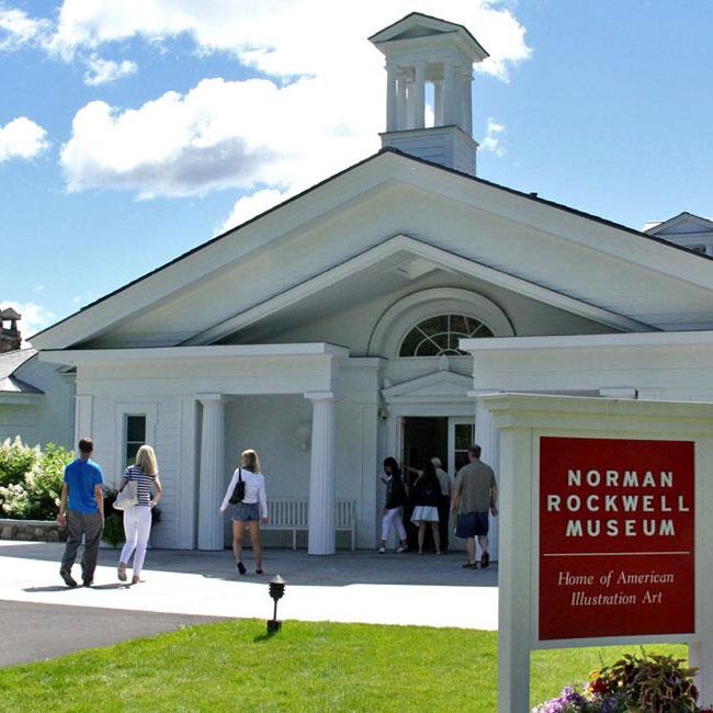 Norman Rockwell Museum, Stockbridge, Massachusetts